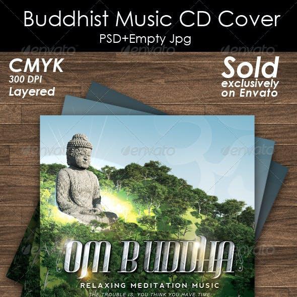 Buddhist Music Cd Cover