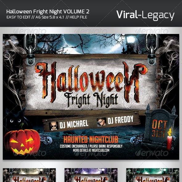 Halloween Fright Night V2.0