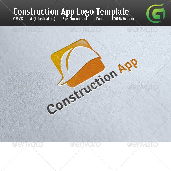 Construction App Logo