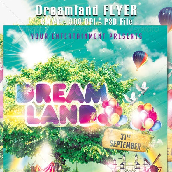 Dreamland Flyer