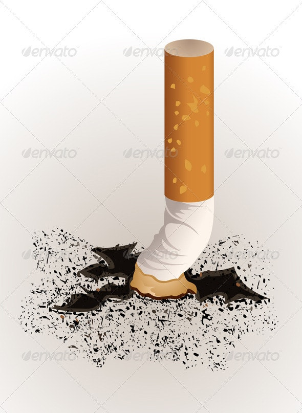 No smoking - Miscellaneous Vectors
