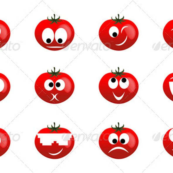 Tomato smile