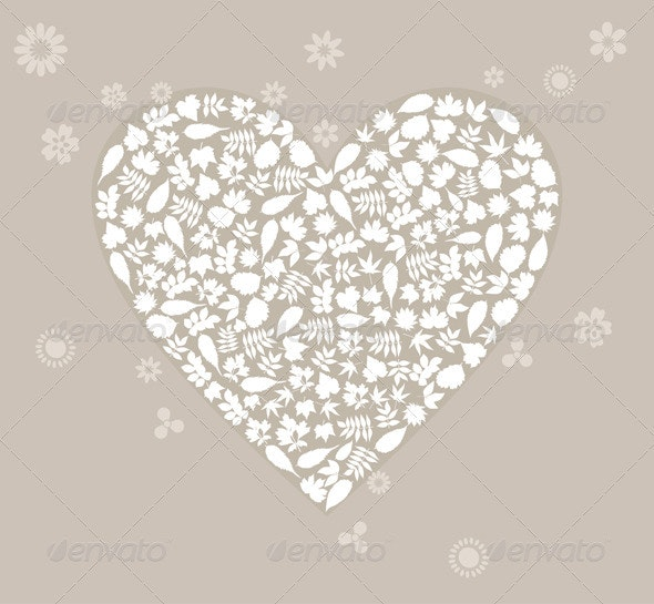 Wedding heart3 - Valentines Seasons/Holidays
