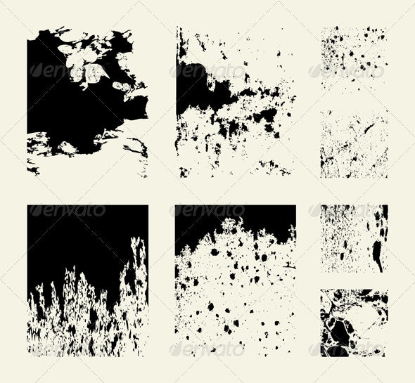Grunge a structure3 - Patterns Decorative