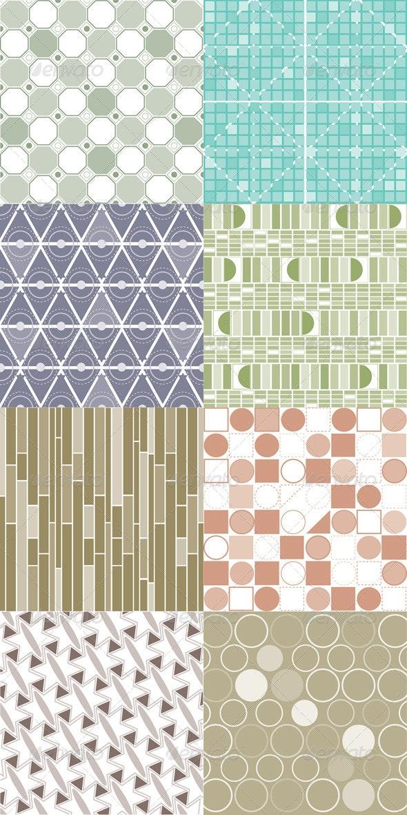 Tile Pattern - Patterns Decorative