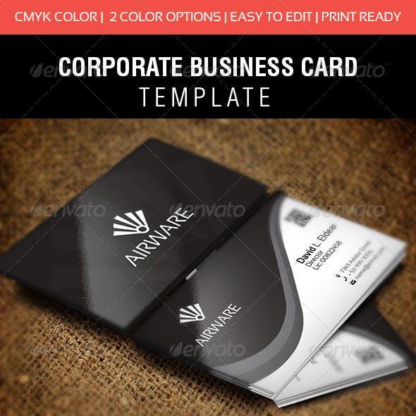 Airware Businesses Card