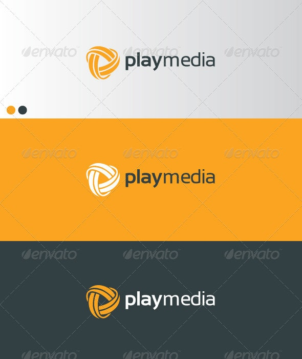 PlayMedia - Symbols Logo Templates