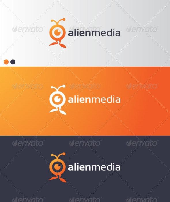 AlienMedia - Symbols Logo Templates