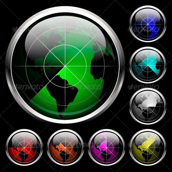 Icon radar