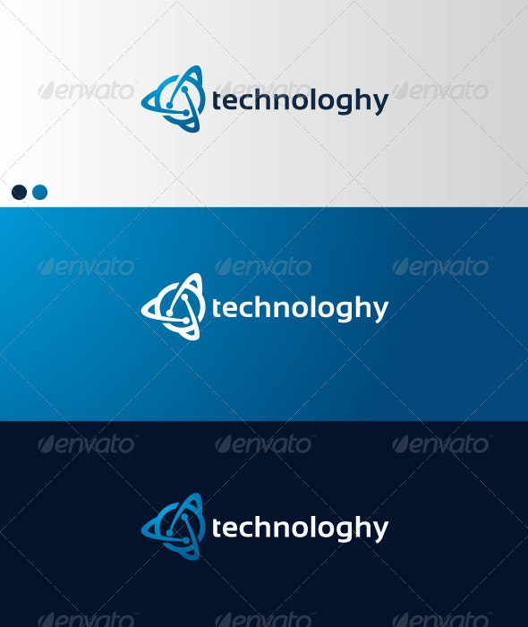Technology - Symbols Logo Templates