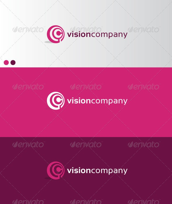 visioncompany - Letters Logo Templates