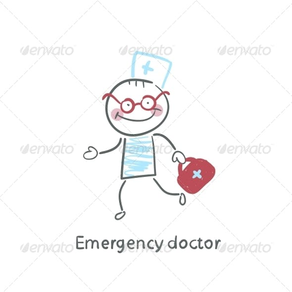 Emergency Doctor Runs