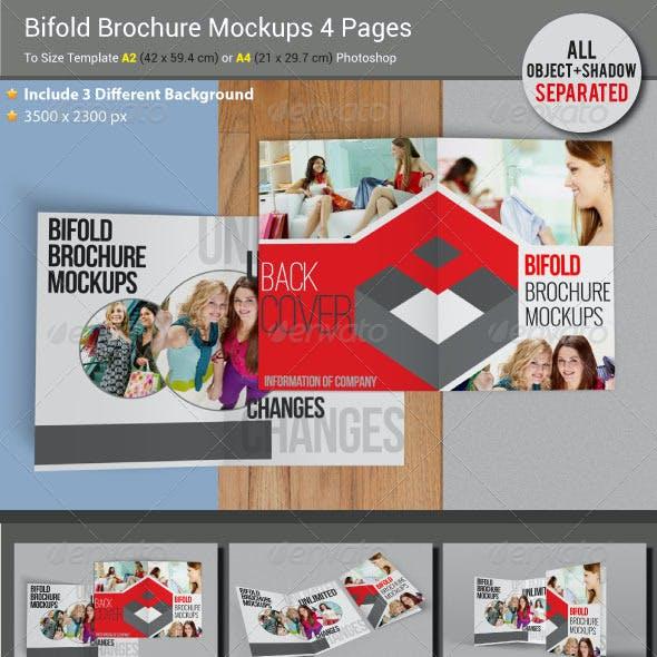 Brochure Mockups