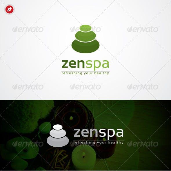 ZenSpa Logo