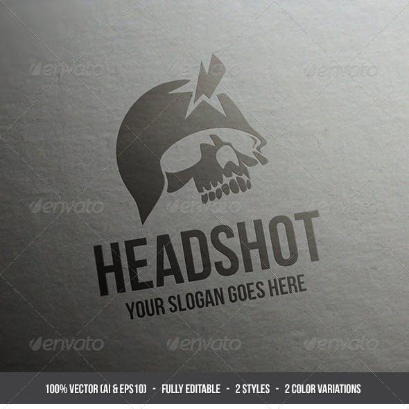 Headshot Logo
