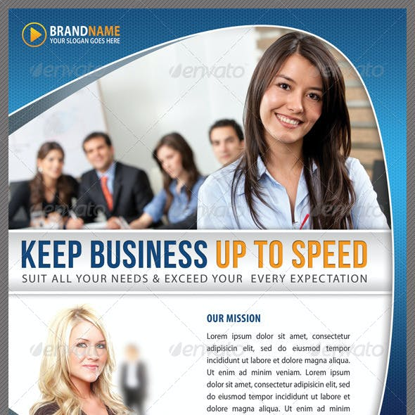 Corporate Product Flyer 24