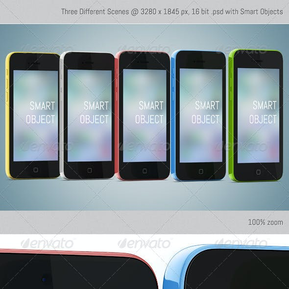 SmartPhone 5C