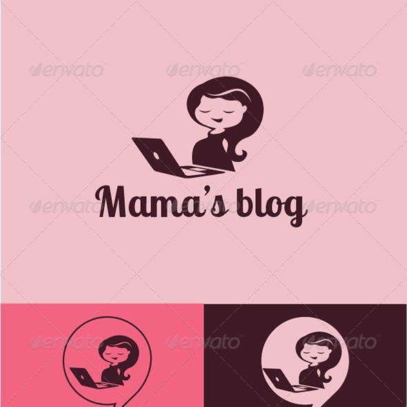 Mamas Blog Logo