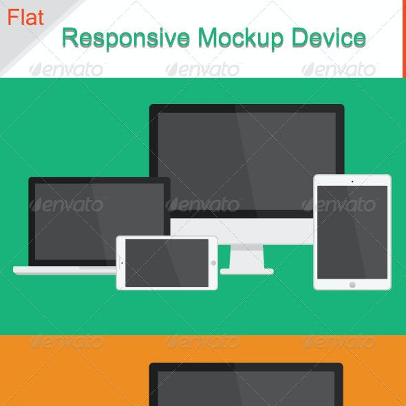 Vector Flat Responsive Device