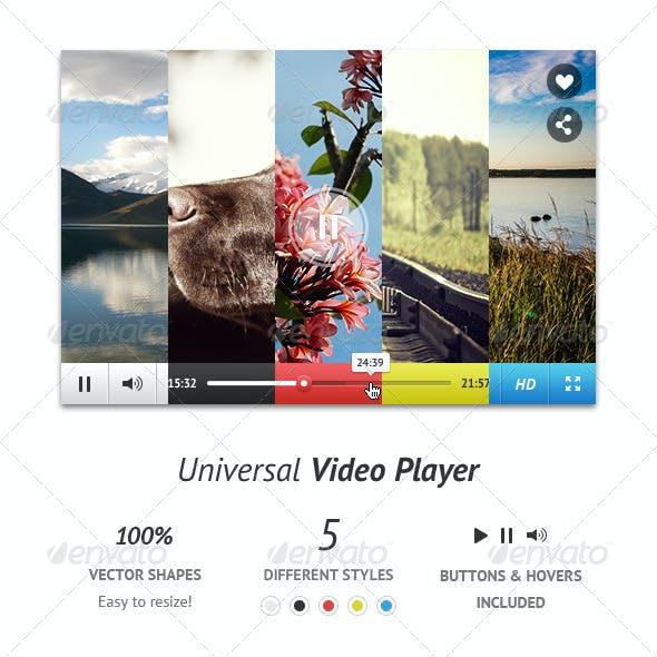 Universal Video Player