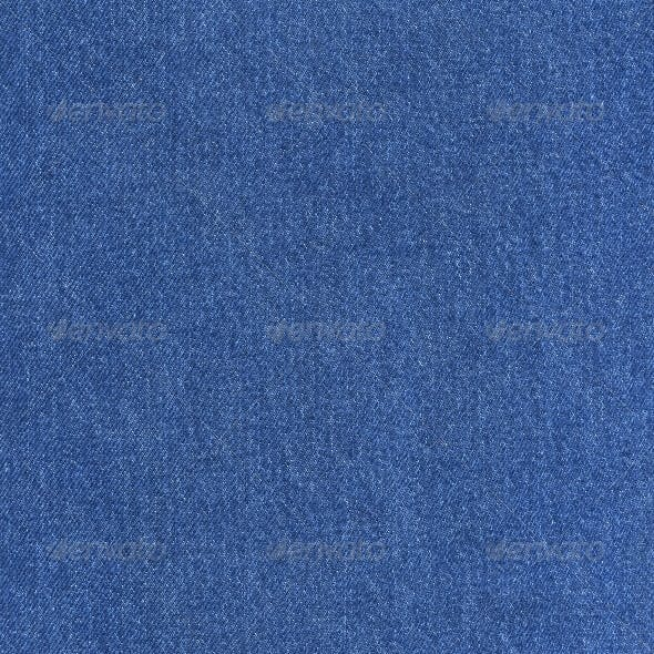 Denim Fabric Background