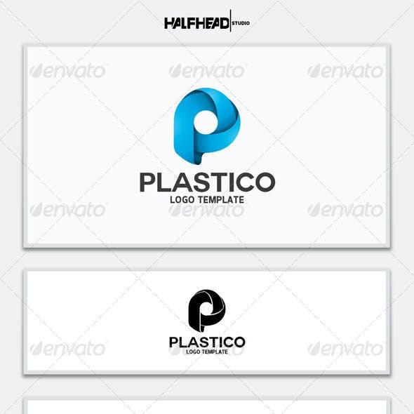PLASTICO Logo Template