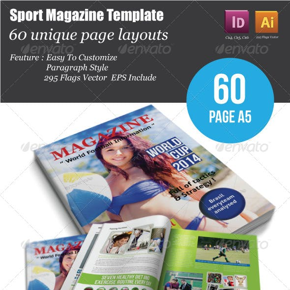 A5 Football Magazine