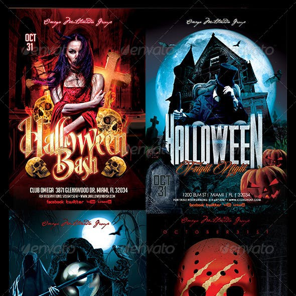 Halloween Bundle 2013