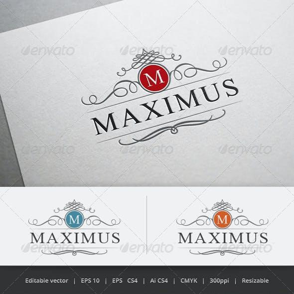 Maximus Crest Logo