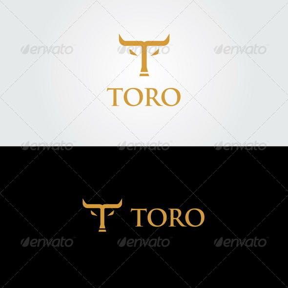 Toro - Letter T Logo