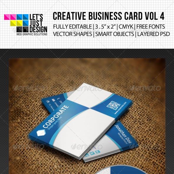 Creative Business Card Vol 4