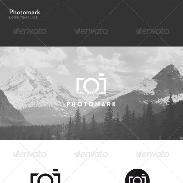 Photo Mark - Logo Template