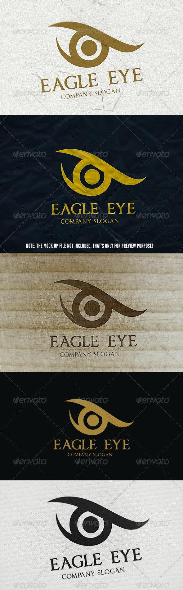 Eagle Eye Logo - Crests Logo Templates