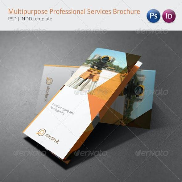 Multipurpose Professional Services Brochure