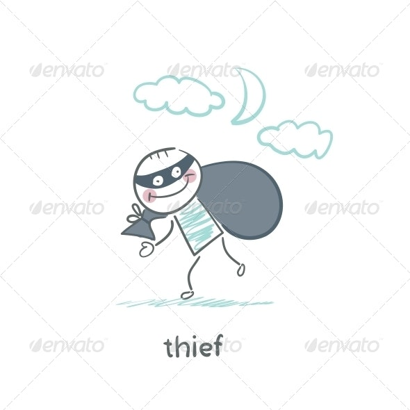 Thief - People Characters