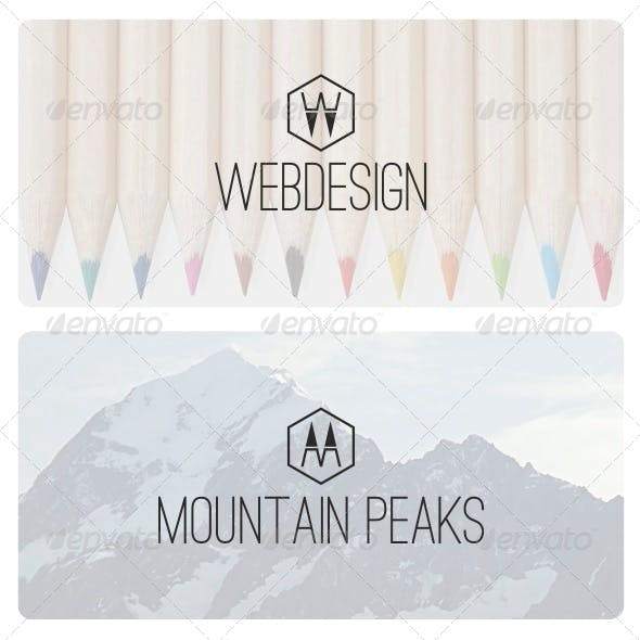 Web Design W Logo
