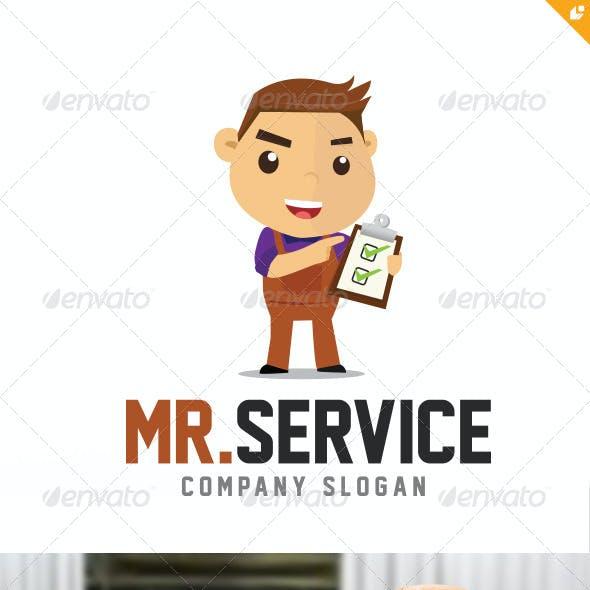 Mr Services Logo