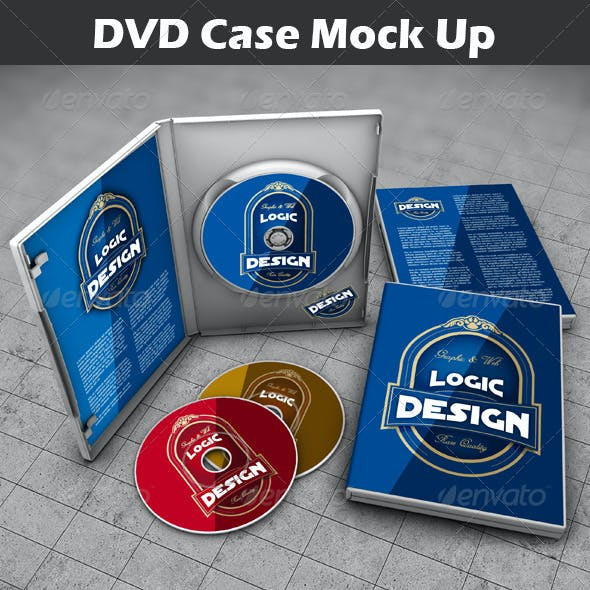 DVD Case Mock Up