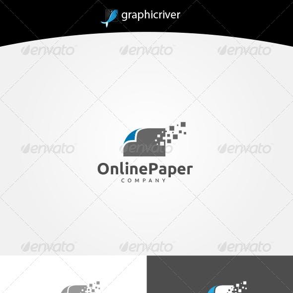 OnlinePaper Logo