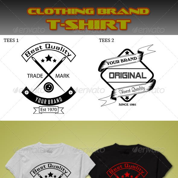 Clothing Brand T-shirt