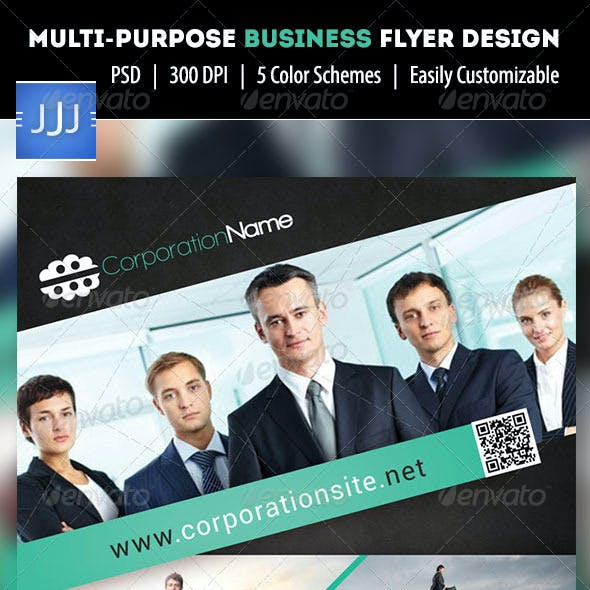 Multipurpose Business Flyer 13