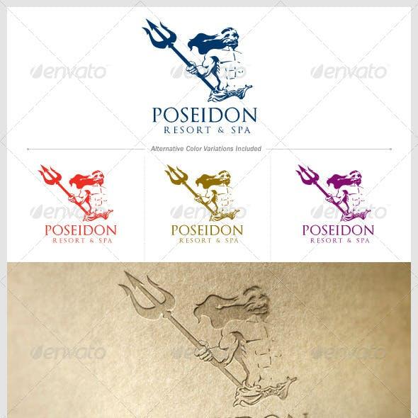 Poseidon Resort and Spa logo