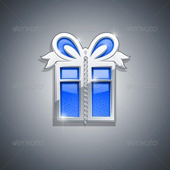 Gift Box Jewellery Decoration