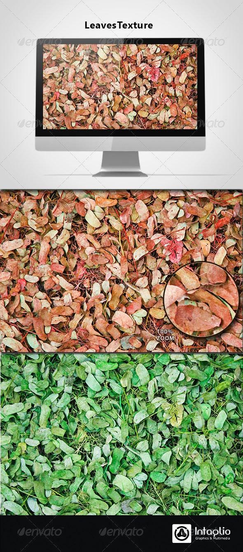 LeavesTexture - Nature Textures