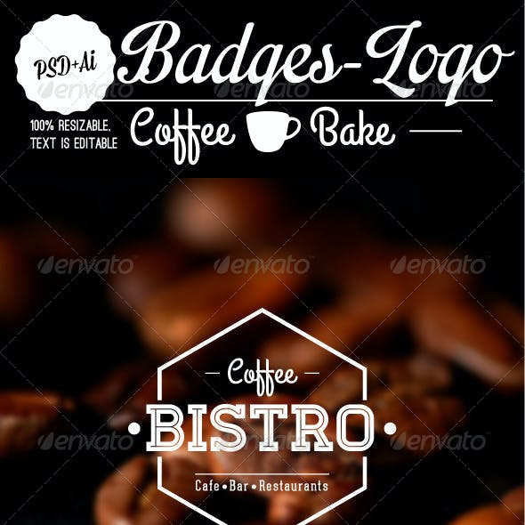 9 Badge-Logo Coffee and Bake
