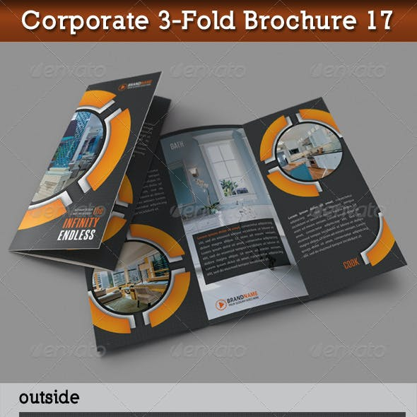 Corporate 3-Fold Brochure 17