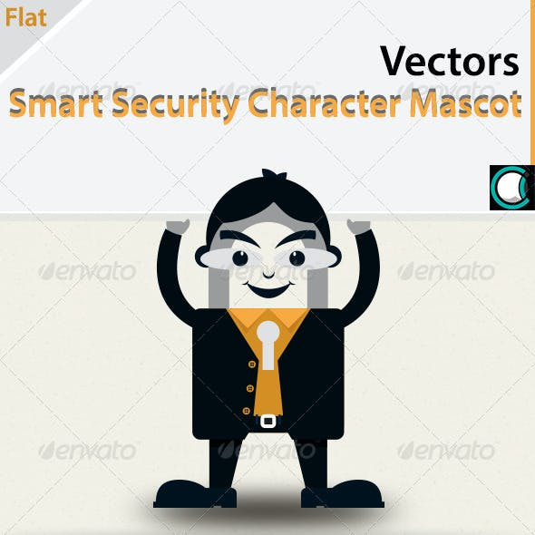 Security Mascot