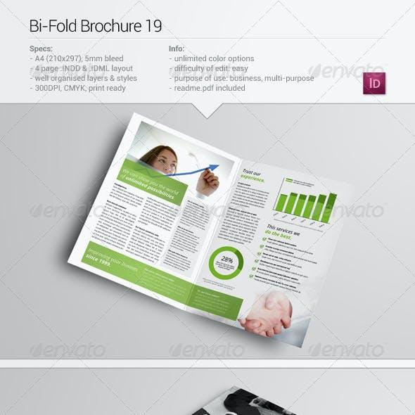 Bi-Fold Brochure 19