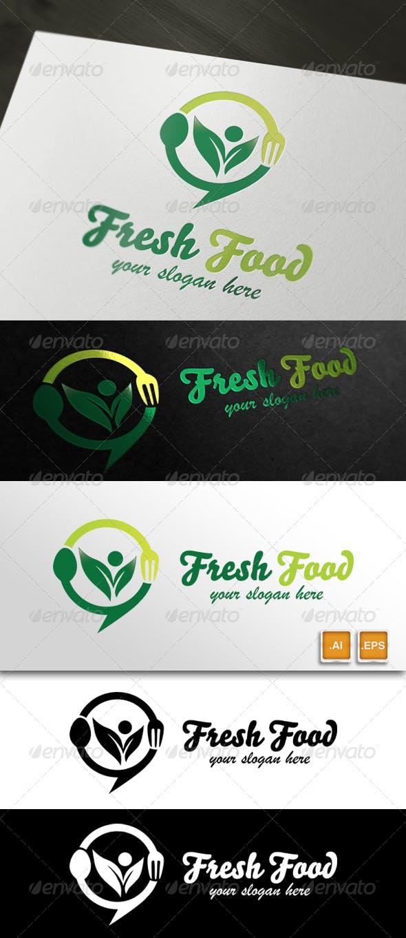 Fresh Food - Restaurant & Food Logo