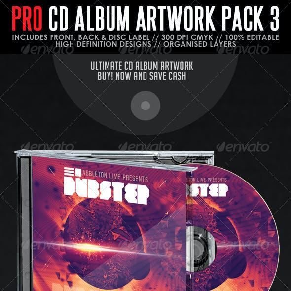 Pro CD Artwork Bundle Package V.3